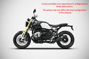 Exhaust Zard Bad Child Approved Steel-steel Bmw R Ninet Pure 2015-19