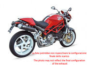 Exhaust High 2 - 2 Zard Carbon Approved Ducati Monster S4rs 1000