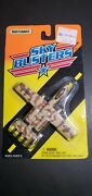 1994 Tyco Matchbox Skybusters Usaf Moc - Rare