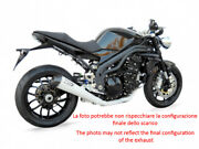Exhaust Zard Steel-carb Black Conical Euro3 Triumph Speed Triple 1050 7-10