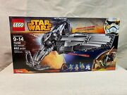Lego Star Wars 75096 Sith Infiltrator Retired New/sealed
