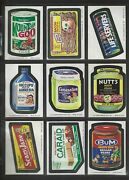 Wacky Packages 1974 Series 10 Complete Set 29 Of 29 Nm/nmmt+ Beautiful Set