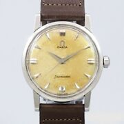 Orient Seamaster 2964-1sc Origunal Dial Manual Winding Vintage Watch 1959and039s