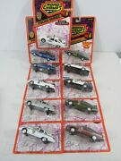Road Champs Die Cast Metal And Plastic 1/43 Scale 1995 You Pick Pg75c