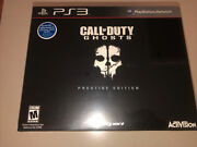 Call Of Duty Ghosts Prestige Edition Sony Playstation 3 Ps3 Brand New Sealed