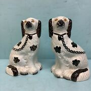Pair Of Staffordshire