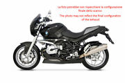 Exhaust Zard Conical Steel-carb Ceramic Approved Bmw R 1200 R 04-08