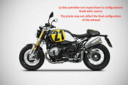 Exhaust Zard High Steel Black+wire Mesh Approved Bmw R Ninet Pure