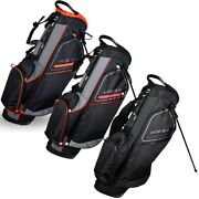 New Hot-z Golf 3.0 Stand / Carry Bag 9.5 14-way Top - Pick The Color
