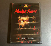 Monkey Shines 1999 Dvd Original Print - New And Factory Sealed - George A. Romero