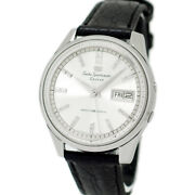Seiko Sports Matic 5 Deluxe 7619-7010 Automatic Vintage Watch 1965's Overhauled