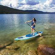 Body Glove Performer 11' Inflatable Stand Up Paddle Board Package Check Descript