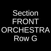 2 Tickets Frankie Valli And The Four Seasons 3/18/22 Clearwater Fl