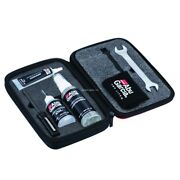 Abu Garcia Reel Maintenance Kit Includes Wrench Screw Driver Oil Grease