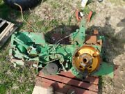 John Deere 3020 Tractor Complete Rear End W/rock Shaft 1 Remote Pto Tag 9801