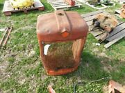 Allis Chalmers D19 Tractor Grill Shell W/ Grill Screen Tag 920