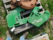 John Deere 600070008000 Series Tractor Front Weights 4 Tag 917