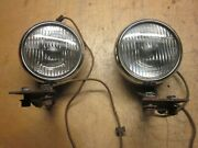1949-54 Chevy Guide 5 Fog Lamps W/ Brackets 2025-a