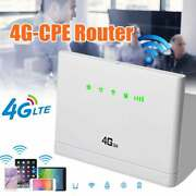 3g 4g Lte Router With Sim Card Slot Mobile Modem Portable Wifi Hotspot Unlocked