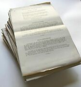 British Library Of Information / Bulletins From Britain Nos 1-111 August 27 1940