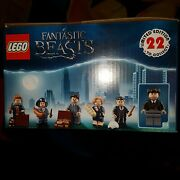 Lego 71022 Harry Potter Series 1 Minifigures Complete Set Of 22 New Rare Cmf
