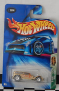 Double Demon '32 Ford Lil' Coffin Real Riders Hot Wheels Treasure Hunts 2004-104