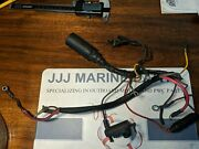 175 Hp 2.4l Mercury V6 Efi 150 200 Outboard Motor Wire Harness 8 Pin Some Damage