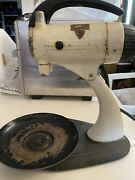 Vintage Sunbeam Mixmaster Stand Mixer And Attachments From Early 1950andrsquos