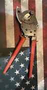 Klein Tools 63800acsr 1-24 Quantity Ratcheting Cable Cutter Free Shipping