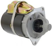 Starter Fit Ford Marine Engines Mercury Omc Crusader Cw 9 Tooth D5ff-11001-aa