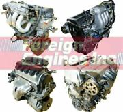 09 10 Nissan Rogue Qr25de 2.5l Replacement Engine For California W/o Tow Package