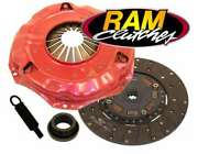For Early Gm Cars Clutch 11in X 1-1/8in 10sp Ram88762hdx