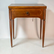 Stunning Vintage Original Singer 626 Sewing Machine Cabinet Mcm May Fit Others