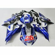 Vy Injection Mold Bodywork Fairing Kit Abs Plastic For Yamaha Yzf R6 2017-2018