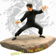 Kings Of Kung Fu Bruce Lee Reisn Statue 1/6 Decoration Figure Collectible New