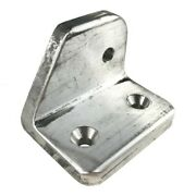 Taco Marine F34-0022aey-s Foot Rest Hinge Starboard Side Mill Finish