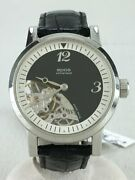 Epos 3377 Used Hand-wound Watch Analog Black Gear Excellent Condition