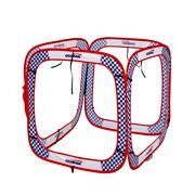 Gemfan Large Four-sided 3d Flying Crossing Racing Gate Door Pop-up Folded For