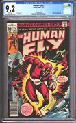 The Human Fly 1 Cgc 9.2 1977 Origin Of The Human Fly - Near Mint - Spidey App