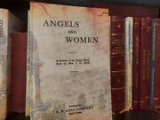 Angels And Women And 1924 Golden Age Smith Russell Watchtower Research Jehovah