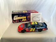 Autographed Action Racing Collectables Jeff Gordon 24 Dupont - 2005 Monte Carlo