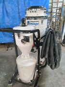 Diamond Vantage Dc-3300 Dust Collector Used For One Job