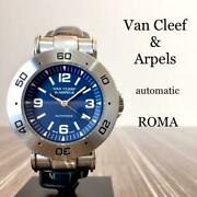 And Roma Menand039s Automatic 38mm Genuine D Buckle