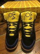 Rare Planters Peanuts Crunch Force 1 Shoes Mens Size 9 New W/box