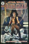Star Wars Shadow Stalker One-shot Comic Shadows Of The Empire Darth Vader Sith