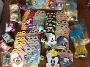 Mcdonalds Happy Meal Or Birthday Party Kit 16 Animaniacs Boxes And 16 Toys