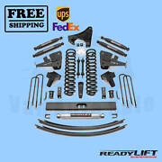 Suspension Lift Kit 8.0 Lift Readylift For Ford F-250 Super Duty 2011-2019