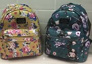 Combo Loungefly Floral Print Darth Vader And Floral Print Storm Trooper Backpack