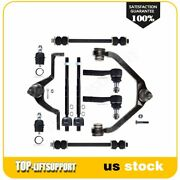 10x Front Complete Steering Kit Fits 1998 1999 2000-2003 Ford Ranger Rwd 4wd