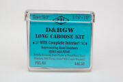 Sn3 New Kit R6 Pbl Dandrgw Long Caboose W Complete Interior, Trucks,kadee Couplers